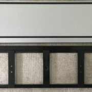 Silver Number Plate Surround